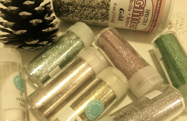 just love the glitter